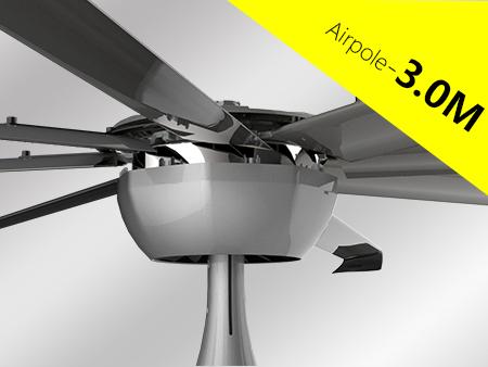 Quạt Trần Công Nghiệp Airpole 3m