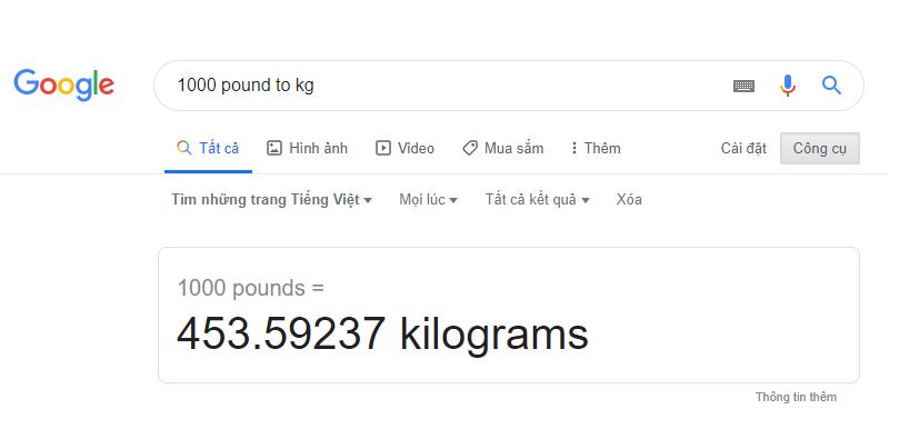lbs là gì?pound hướng dẫn chuyển lbs sang kg