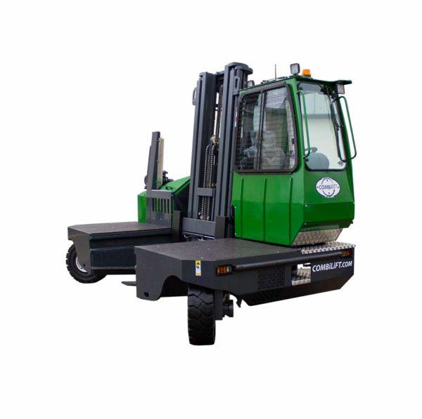 xe nâng dầu ngồi lái combi-sl12000, xe nâng đa chiều
