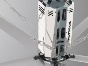quạt trần công nghiệp boreas ii cánh dài 7.3m