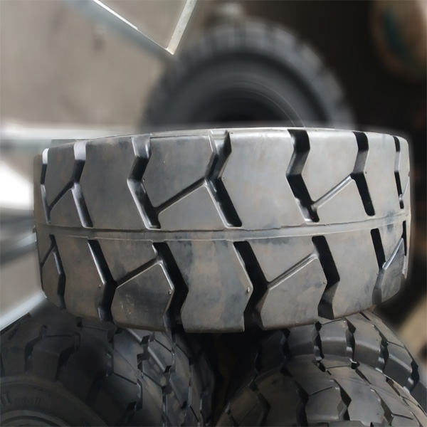 lốp đặc xe nâng dunlop 21x8-9
