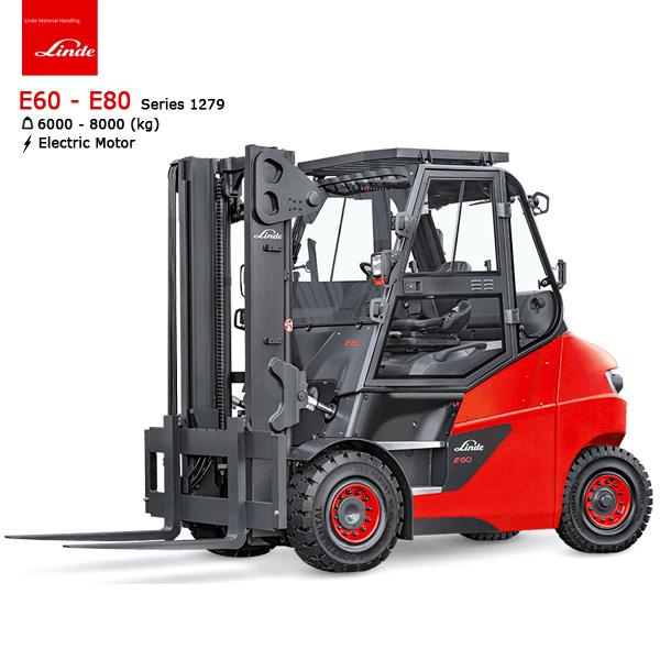 xe nâng điện linde e60-e80