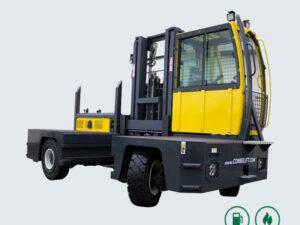 xe nâng dầu combilift 4wsl12000. xe nâng combilift