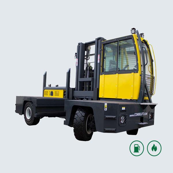 xe nâng dầu combilift c10000 4wsl